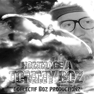 Solystik - Hommage a Tommy boz - cover