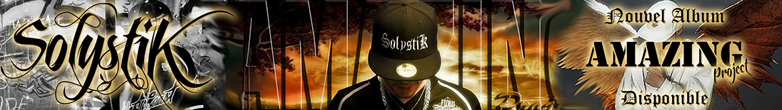 album AMAZING de SolystiK disponible